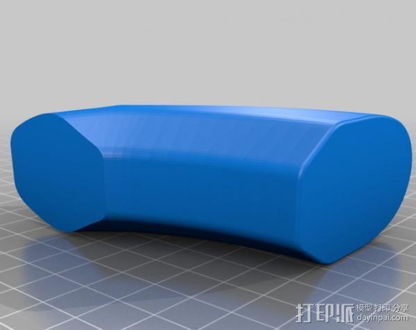 克利萨里斯女王的角 3D模型  图5