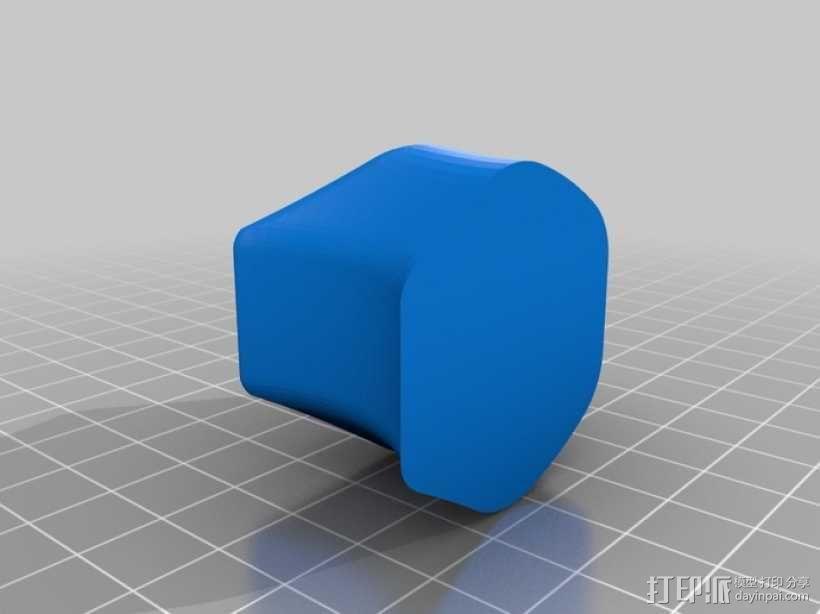 克利萨里斯女王的角 3D模型  图6