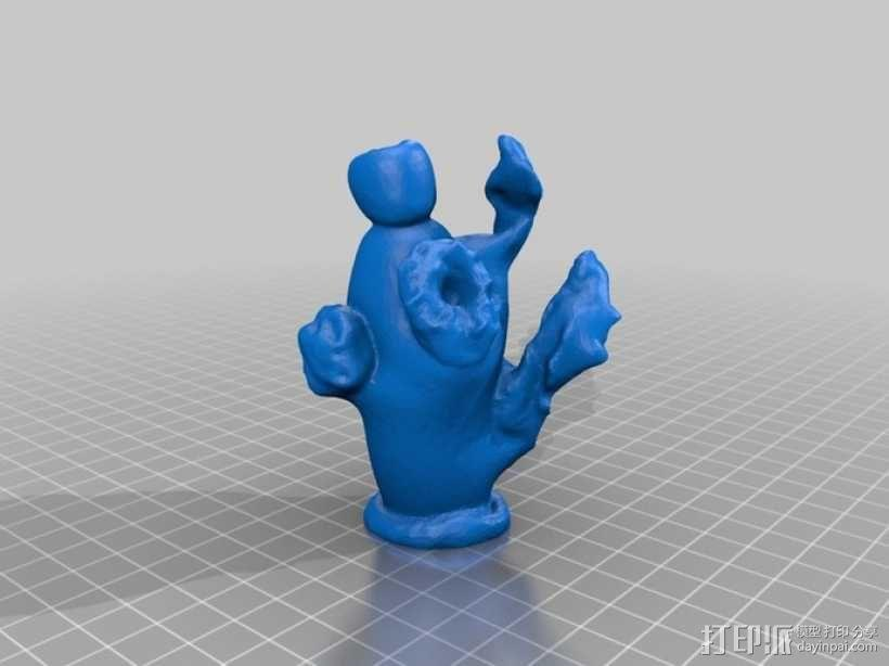 吹制玻璃  3D模型  图7
