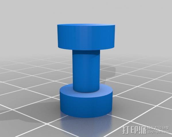 定制化永动轮 3D模型  图8