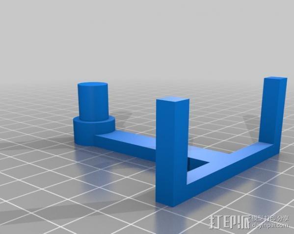 定制化永动轮 3D模型  图7