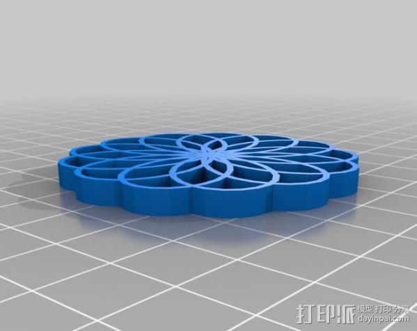 定制化波形发生器 3D模型  图1