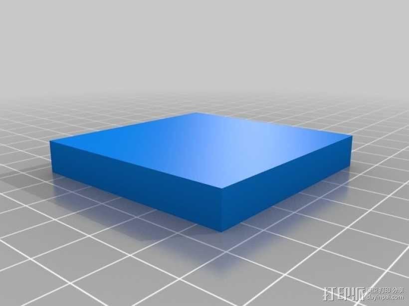 外星人 头像 3D模型  图2