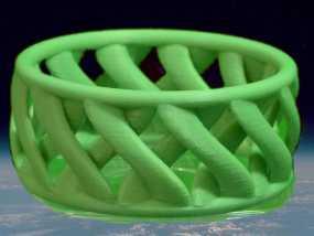 环形手链 3D模型
