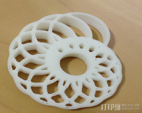 鹦鹉螺 面板 3D模型  图8