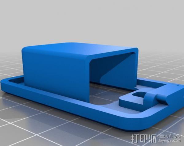 喂鸟器  3D模型  图2