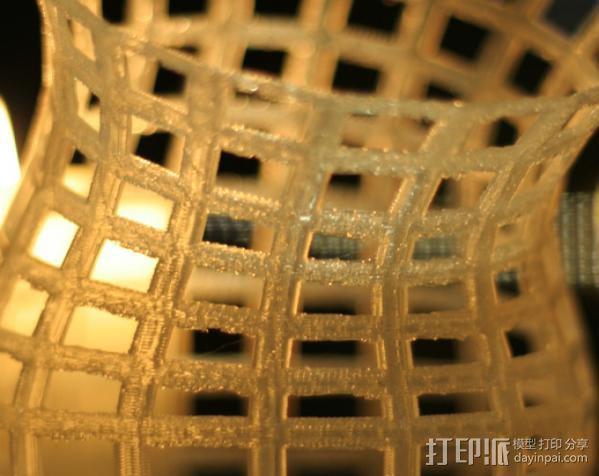 镂空花瓶 3D模型  图4