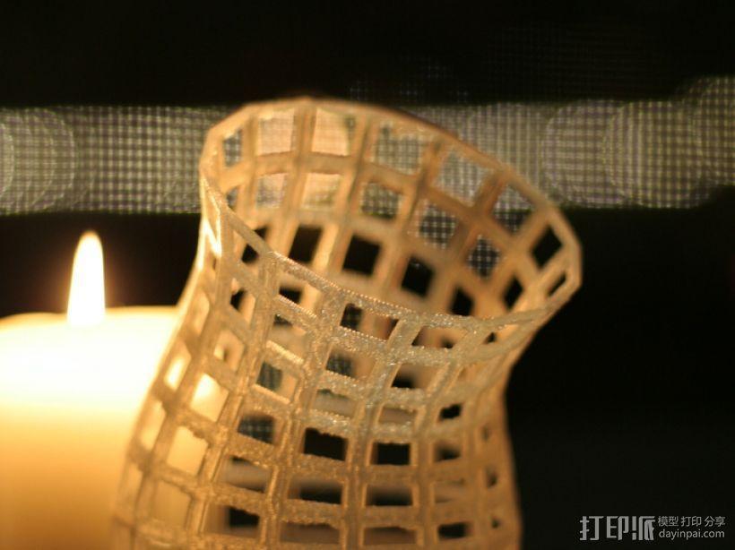 镂空花瓶 3D模型  图6
