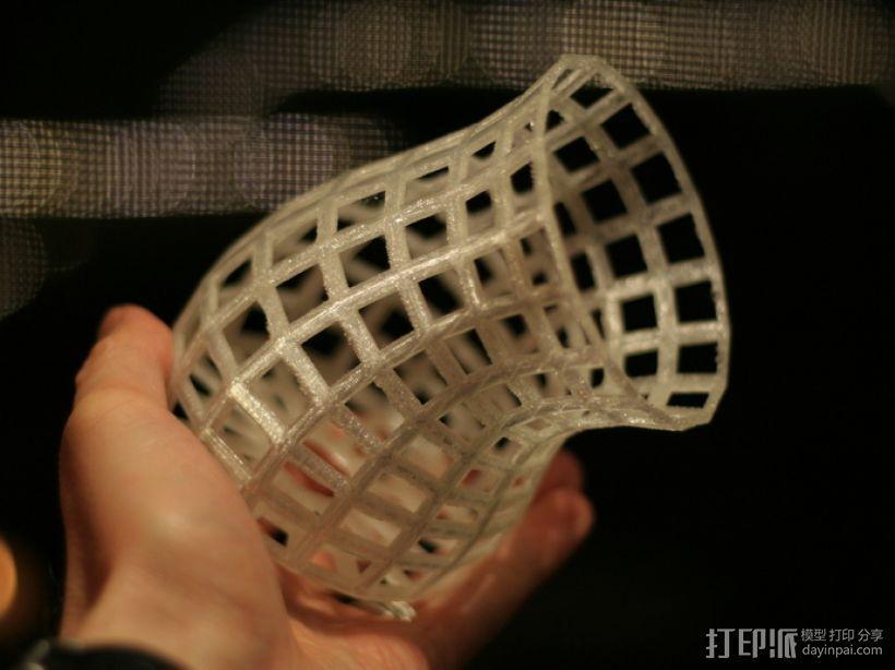 镂空花瓶 3D模型  图8