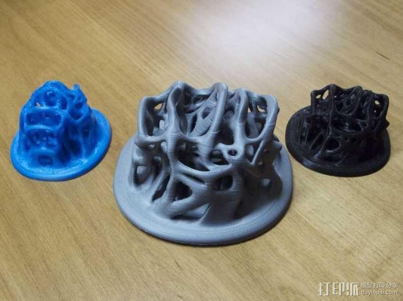 外星人大脑 3D模型  图4