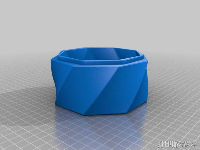 圣诞礼物盒 3D模型  图1