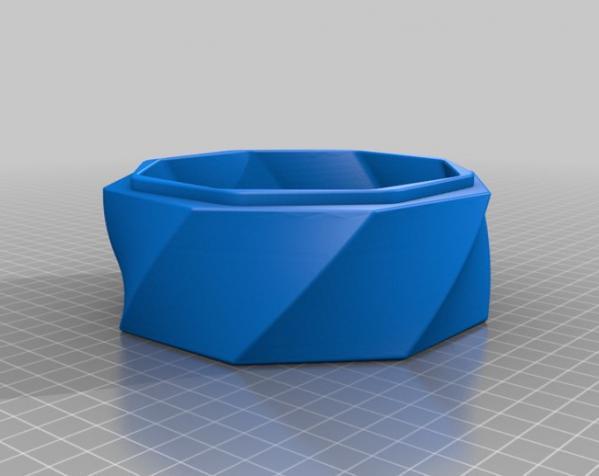 圣诞礼物盒 3D模型  图3