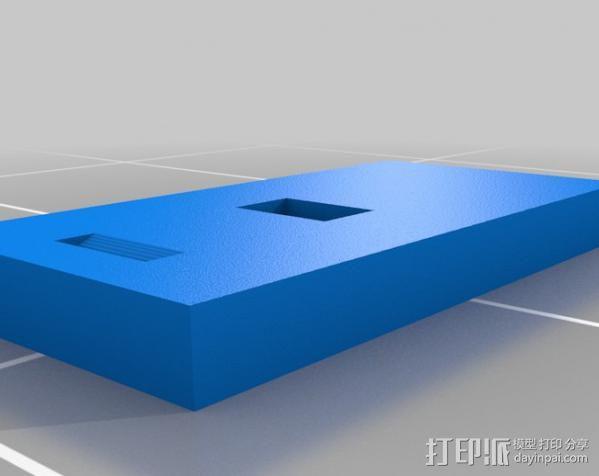 爱  罗伯特·印第安纳雕塑 3D模型  图1