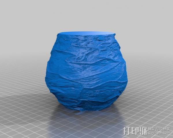 花瓶  灯罩  3D模型  图3