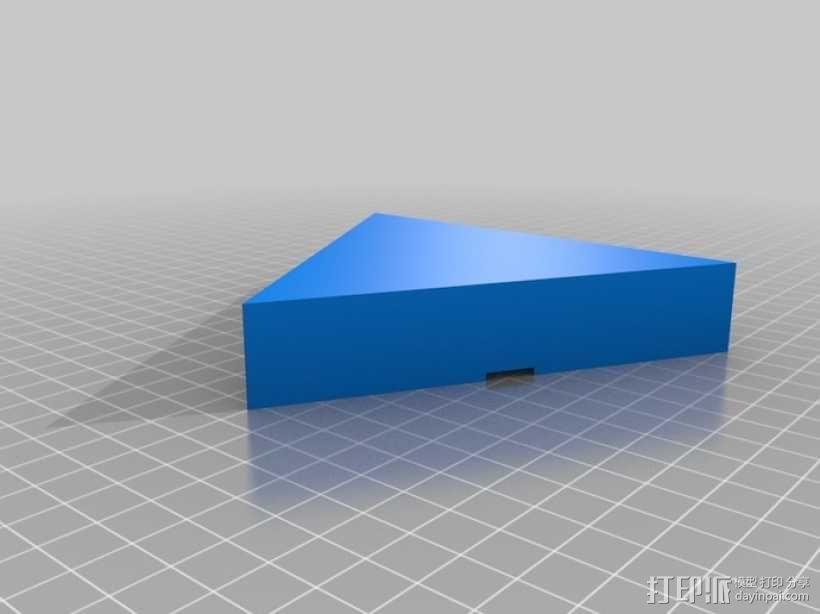 分形三角形 3D模型  图3