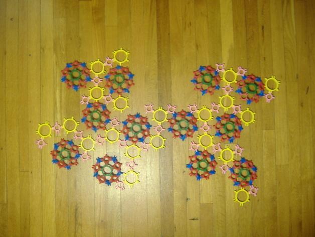 圆球多面体 3D模型  图3