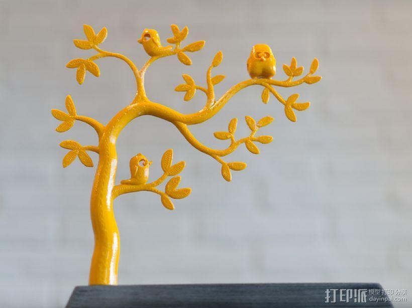 珠宝树  3D模型  图5