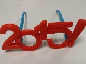 happy 3d打印 2015年 3D打印制作
