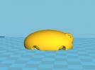 可以动的乌龟  3D模型 图1