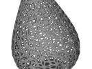 克里灯罩 3D模型 图2