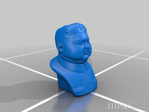 最高领袖 3D模型  图1
