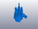 圣巴索大教堂 3D模型 图1