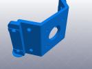 2040立柱的3D打印机 3D模型 图8