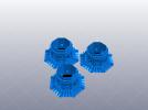 玉峰塔 3D模型 图3