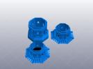 玉峰塔 3D模型 图2
