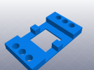 四速变速与H移位变速箱 3D模型 图12