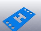 四速变速与H移位变速箱 3D模型 图13
