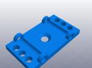 四速变速与H移位变速箱 3D模型 图15