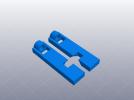 四速变速与H移位变速箱 3D模型 图17