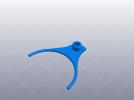 四速变速与H移位变速箱 3D模型 图2