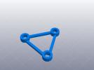 简单行星齿轮 3D模型 图3