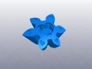 齿轮心 3D模型 图7