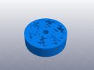 齿轮轴承 3D模型 图1