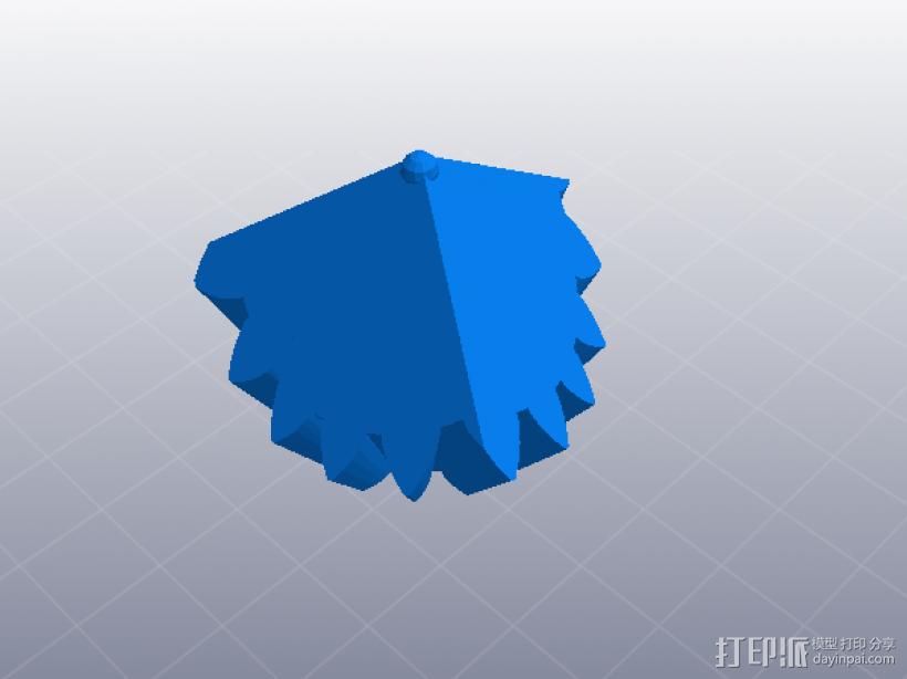 齿轮组合玩具大集合 3D模型  图21