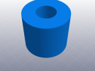 大齿轮挤出机 3D模型 图3