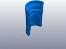 喷气发动机 3D模型 图2