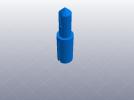 喷气发动机 3D模型 图3
