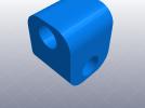 万向节 3D模型 图2