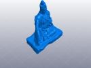 佛像 3D模型 图1