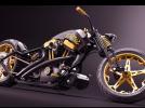 超酷摩托车 3D模型 图1