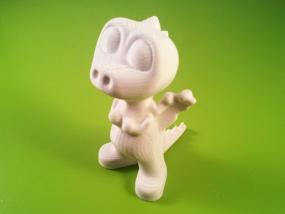 可爱小恐龙萌萌哒——磐纹模型 3D模型