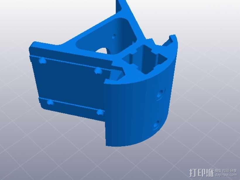 三角洲下支教 3D模型  图1