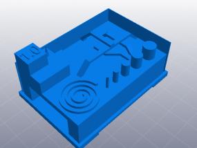 3D打印机综合测试模型 3D模型