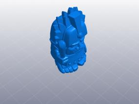 机器小人 玩偶 3D模型