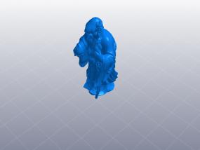 寿星  南极仙翁 3D模型