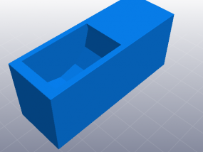 小书橱 3D模型